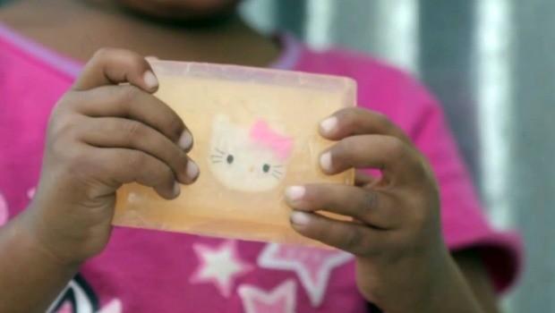HOPE SOAP: CÓMO CONSEGUIR QUE LOS NIÑOS DE SUDÁFRICA SE LAVEN LAS MANOS