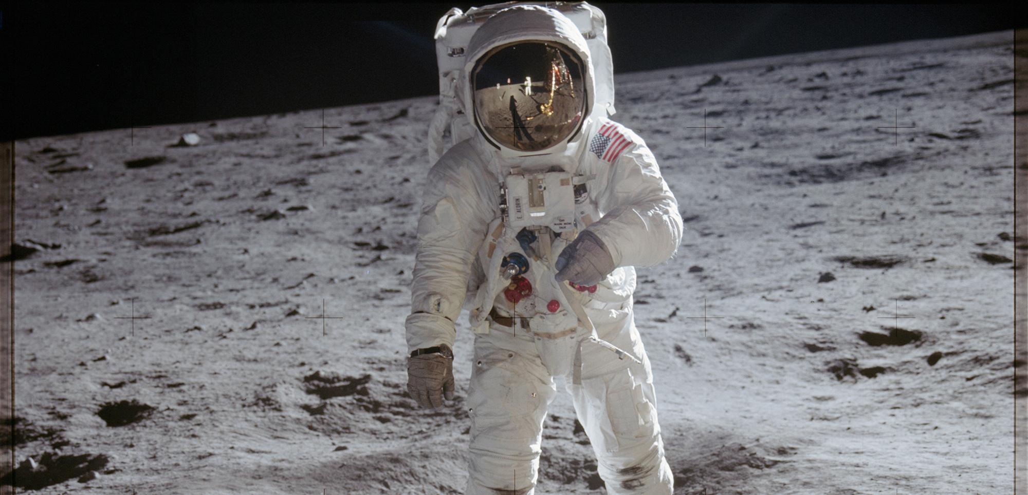 Resultado de imagen para llegada del hombre a la luna
