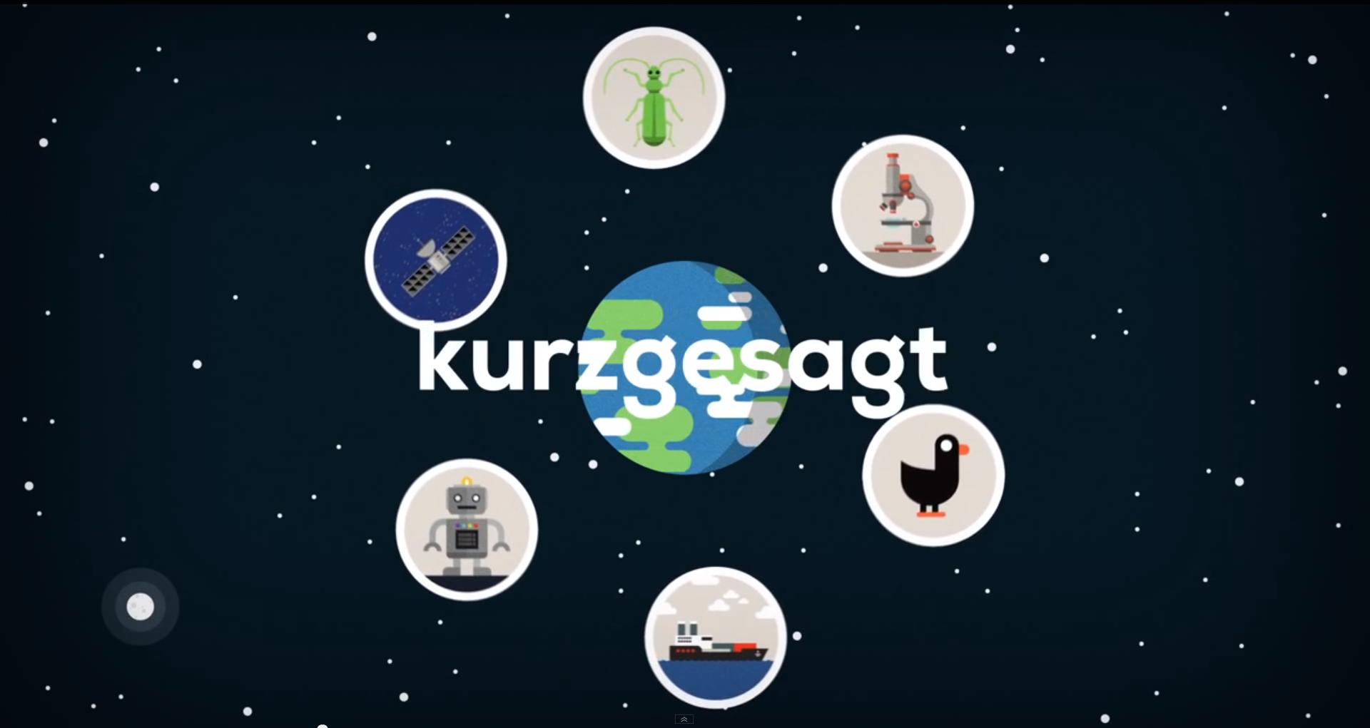 LOS VIDEOS EDUCATIVOS DE KURZGESAGT
